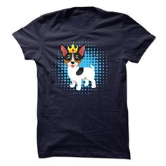 Toy Fox Terrier King T-Shirt