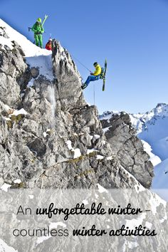 Discover the diversity of Kleinwalsertal! Get to know an astonishing ski & hiking area, beautiful accommodations, excursions, adventures and more. Winter Activities, Outdoor Activities, Ski Touring, Mount Everest, Skiing, Camping, Adventure, Mountains, Nature