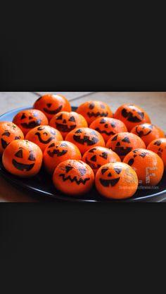 Orange we scary