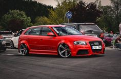 8P rs3 static