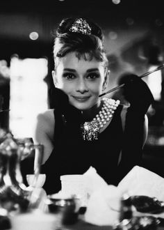 Iconic Look: Audrey Hepburn Here are some great tips on how to recreate Audrey Hepburns iconic look for your wedding day.