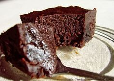 Creamy brownies with prunes / Chief-Cooker Something Sweet, No Cook Meals, Gluten Free Recipes, Easy Recipes, Food To Make, Brownies, Good Food, Easy Meals, Food And Drink