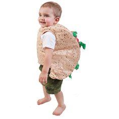Baby Taco Costume