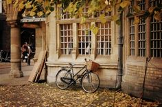 Cambridge campus, England