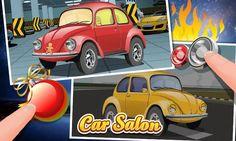 Car Salon - Kids Games– Capture d'écran