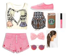 """To Cool For School PART 2"" by fabiola-maria on Polyvore"