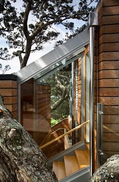 Thorne Bay House, Takapuna, New Zealand | Bossley Architects | Archinect
