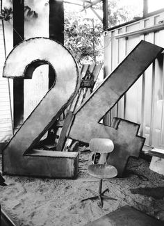 Twenty-Four and a Chair, Berlin