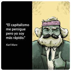 homenaje a Karl Marx ~
