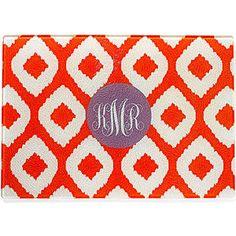 50 Gifts Under $50: Monogrammed Cutting Board (via Parents.com) #kitchen #cuttingboard