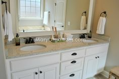 Tour of Homes: My Master Bathroom