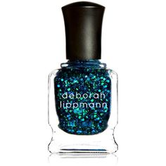 Deborah Lippmann Glitter Nail Colour ($16) ❤ liked on Polyvore featuring beauty products, nail care, nail polish, beauty, nail, filler, deborah lippmann nail color, deborah lippmann, deborah lippmann nail polish and deborah lippmann nail lacquer