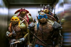 NEW FIRST trailer for 'Ninja Turtles 2' - http://gamesleech.com/new-first-trailer-for-ninja-turtles-2/