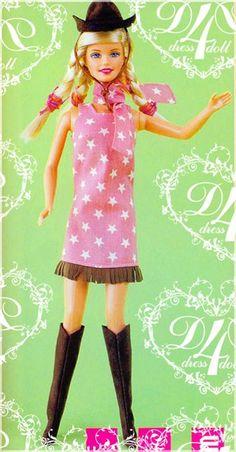 Mimin Dolls: Roupas Barbie