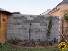 Fondation Mur De Parpaing, Fondation En Bloc De Chainage, Fondation En Bloc  à Bancher, Monter Un Mur De Parpaing Pas Cher, Construire Un Mur De Parpaing,  ...