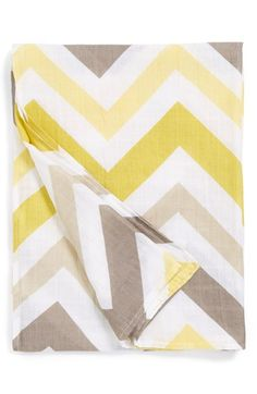 Free shipping and returns on The Little Linen Company Chevron Muslin Swaddling Blanket at Nordstrom.com. A soft, cozy swaddling blanket spun from natural cotton muslin features an open weave for breathability. Use it as a floortime play rug, stroller cover, nursing shield, burp cloth or when your little darling needs to get tucked in like a little snuggle bug.