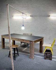 *Tisch KRUDE 200 X 90 Cm* Dies Ist Ein Esstisch, Arbeitstisch,  Konferenztisch