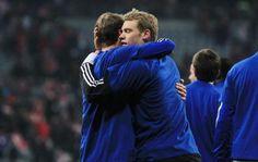 Benedikt Höwedes & Manuel Neuer