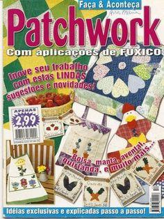 REVISTA DE PATCHWORK - Rosa Gularte da Rosa - Álbumes web de Picasa