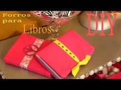Forro para libros - Book Covers (Sin costuras) - YouTube