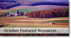 Agriculture in the Classroom- Resources for students and teachers