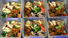Meal prepping is such a great tool for keeping your diet on track during an inevitably busy week. Whether you are busy at work, school, or taking care of a brand new baby, meal prepping can keep you healty without giving it much thought. It only takes one day per week to get everything together! ...