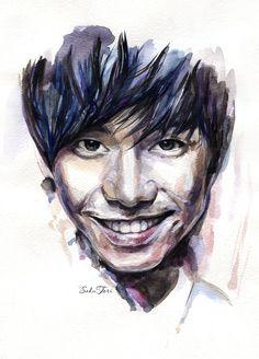 Lee SeungGi korean actor, singer, model by SakuTori