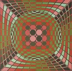 Molnar - (Victor Vasarely)