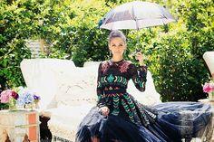 La vida es moda: Nicole Richie en Paper Magazine