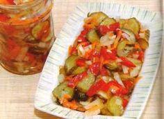 Sałatka wielowarzywna Bruschetta, Ethnic Recipes, Food, Essen, Yemek, Meals