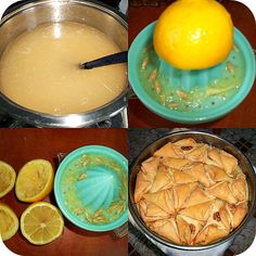 Baclava turceasca {Tutorial} – My Creations Corner Corner, Pudding, Desserts, Food, Tailgate Desserts, Deserts, Custard Pudding, Essen, Puddings