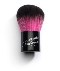 Sedona Lace Kabuki Brush- Midnight Lace