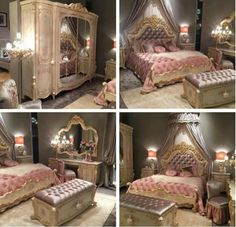 Glamorous Old Hollywood Bedroom | Girly Rooms | Pinterest | Hollywood  Bedroom, Bedrooms And Room