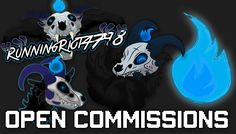 OPEN COMMISSIONS - have your logo/character drawn or made into pixel art !
