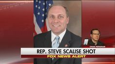 Breaking News Update: House Majority Whip Steve Scalise was shot in the hip and is expected to be okay, Fox News' Chad Pergram reports. The suspect has reportedly been apprehended.   Watch Fox News Channel live here: http://fxn.ws/2srSVPu