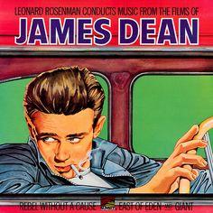 Leonard Rosenman - Music from the Films of James Dean
