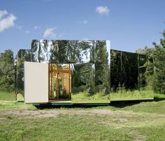 Built by Bureau LADA in Amsterdam, The Netherlands with date 2008. Images by Thomas Lenden. The brief for the Atelier Malkovich ideas competition asked for the design of an innovative and functional studio for...