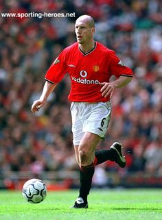 Jaap Stam - Manchester United FC