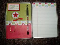 DVD case Notebook
