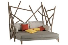 Tres Chic-Cocoon designed by Christophe Delcourt for Roche Bobois!