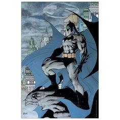 JIM LEE - Batman 61x91 cm #artprints #interior #design #art #print #cartoon  Scopri Descrizione e Prezzo http://www.artopweb.com/categorie/cartoni/EC20856