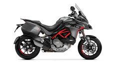 The new Multistrada 1260 S Grand Tour is the Multistrada that better expresses the concept of premium sport touring bike, for those who love to travel without sacrificing anything. The design, performance and comfort of the Multistrada 1260 S blend with a rich equipment and an exclusive livery. #Ducati #StreetBikes #Multistrada1260S #GrandTour