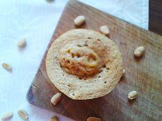 Arašidový fitness mugcake! Recept nájdete v našej novej eknihe Fit koláčiky zo šálky.