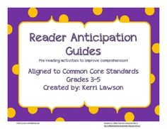 {freebie} These are some nice graphic organizers for comprehension!