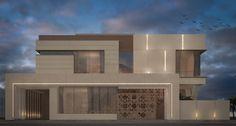 main entrance 1000 m plot private villa kuwait