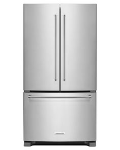 Keep Foods Fresh and Accessible in the KitchenAid KRFC300ESS French Door Refrigerator