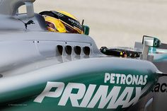 Hamilton - 2013 Mercedes