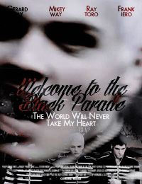 Movie posters inspired by MCR music videos