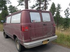 No creepy van is complete without some free candy