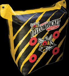 Morrell Mfg Targets - Bag/Cubed 105 X21 Yellow Jacket Crossbow F/P Target